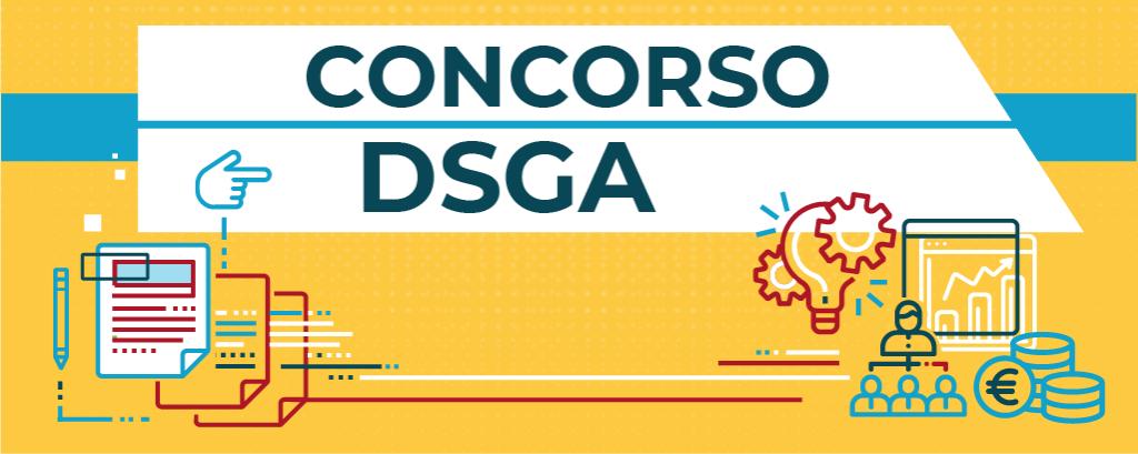 CONCORSO DSGA – INCONTRO FORMATIVO