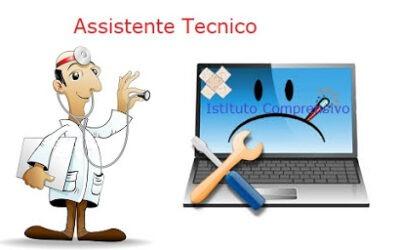 Circolare nr. 442 – Assistente Tecnico