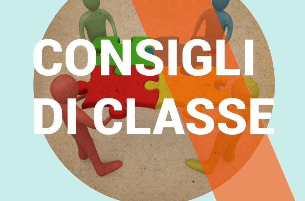 circolare 462 – Consigli di classe maggio 2020 scuola secondaria di I grado