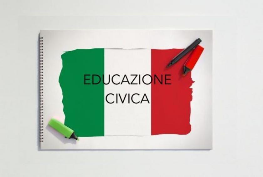 Attività interdisciplinare EDUCAZIONE CIVICA 4^B
