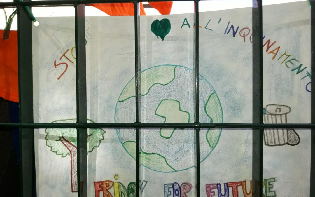 """Friday for future"" alla primaria di Borgo"