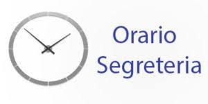 In Modifica ai Giorni di Apertura delle Segreterie