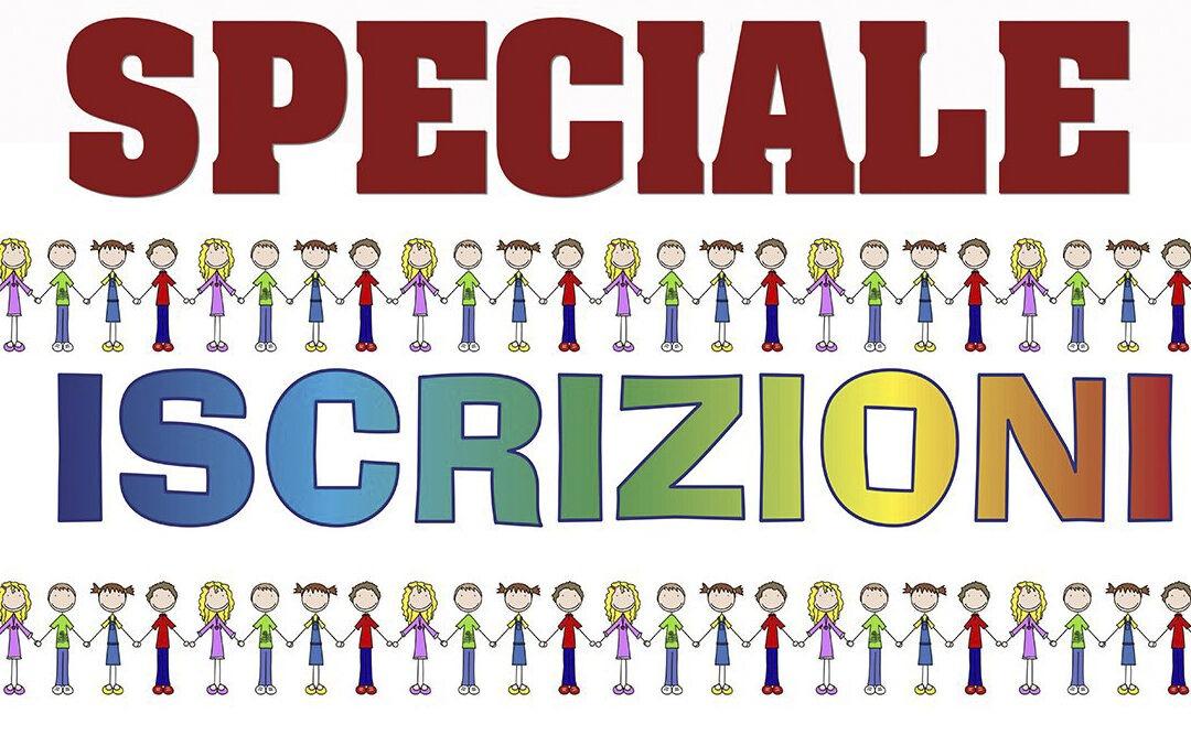 Speciale Iscrizioni 2019/2020 Scuola Primaria