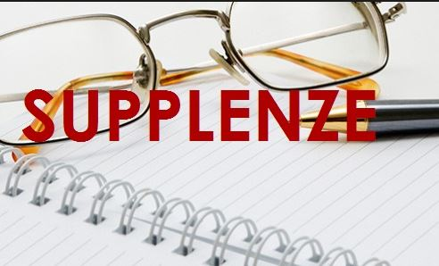 Messe A Disposizione per Supplenze –  A.S. 2018/2019